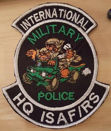 MPpoliceInternationalHqISAF