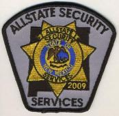 NMallstateSecurityServices2009